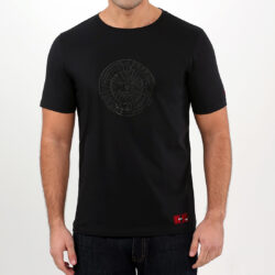 Black Aztec Tattoo Men's T-shirt