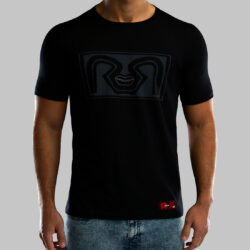 BLACK RR LIPS T-SHIRT