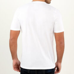 White Supima Cotton T-shirt