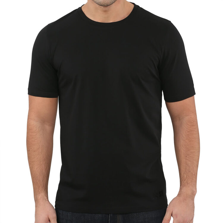 Mens_Black_T_shirt_Supima_Cotton