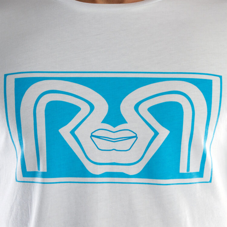 Mens_white_T_shirt_RR_Lips_print